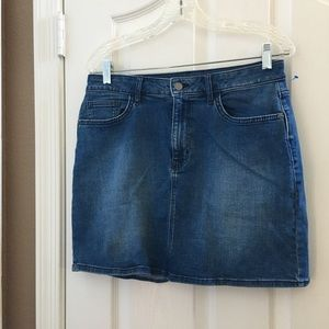 Ladies Calvin Klein Jeans skirt 10